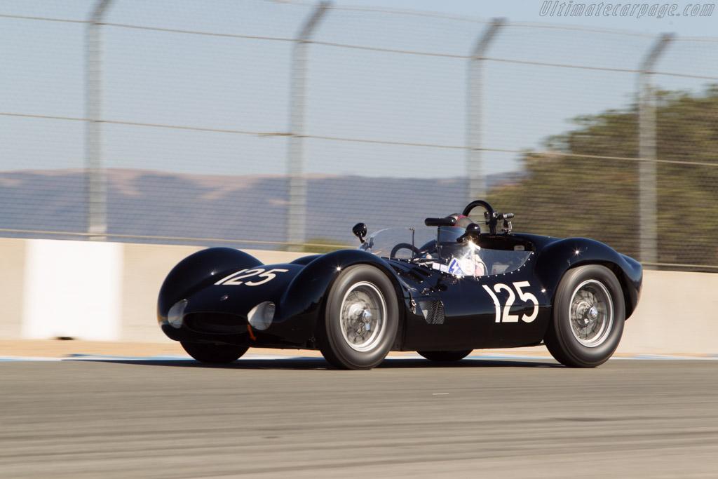 Maserati Tipo 61 Birdcage - Chassis: 2454   - 2014 Monterey Motorsports Reunion