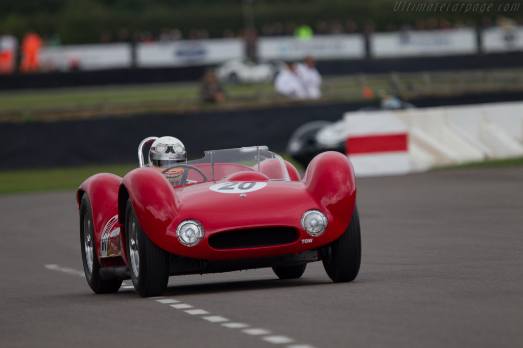 Maserati Tipo 61 Birdcage - Chassis: 2453   - 2013 Goodwood Revival