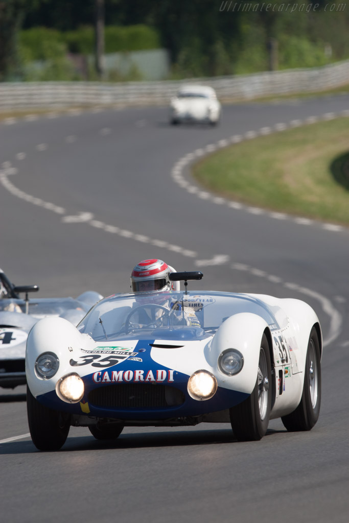 Maserati Tipo 61 Birdcage - Chassis: 2451   - 2010 Le Mans Classic