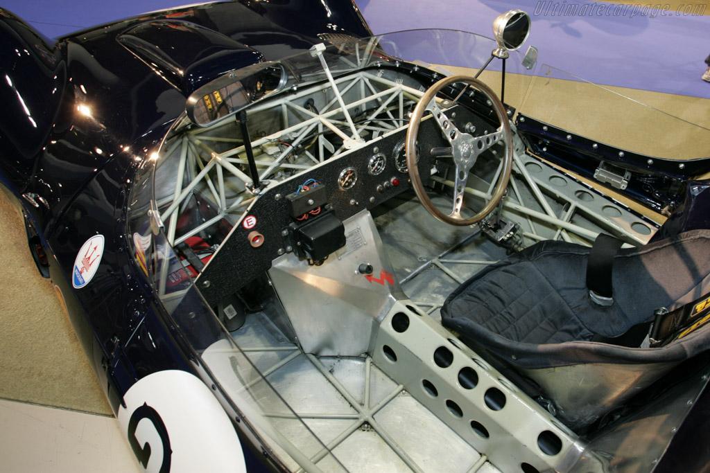 Maserati Tipo 61 Birdcage - Chassis: 2470   - 2010 Monaco Historic Grand Prix
