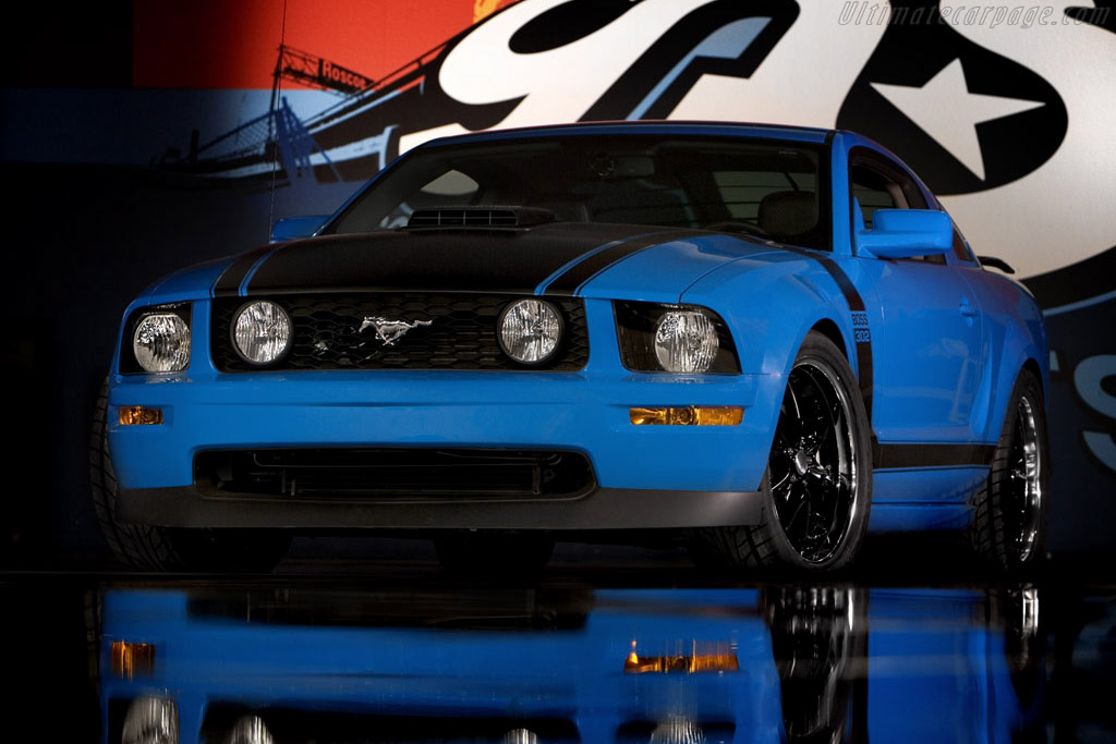 Ford Mustang BOSS 302 Concept