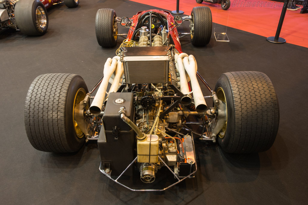 Ferrari 312/69 F1 - Chassis: 0019   - 2017 Retromobile