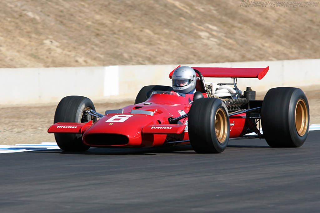 Click here to open the Ferrari 312/69 F1 gallery