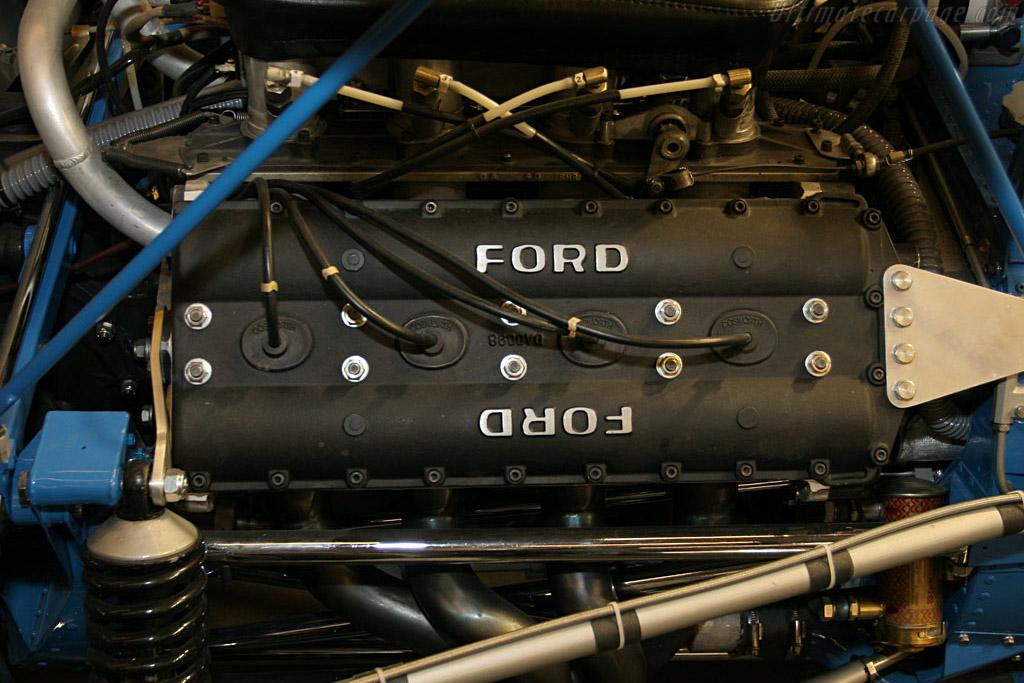 Matra MS10 Cosworth - Chassis: MS10/02   - 2006 Retromobile
