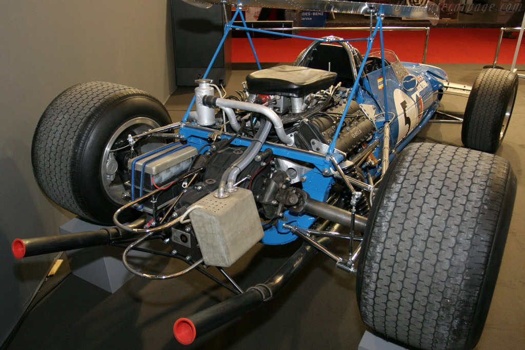 Matra MS10 Cosworth - Chassis: MS10/02   - 2006 Retromobile
