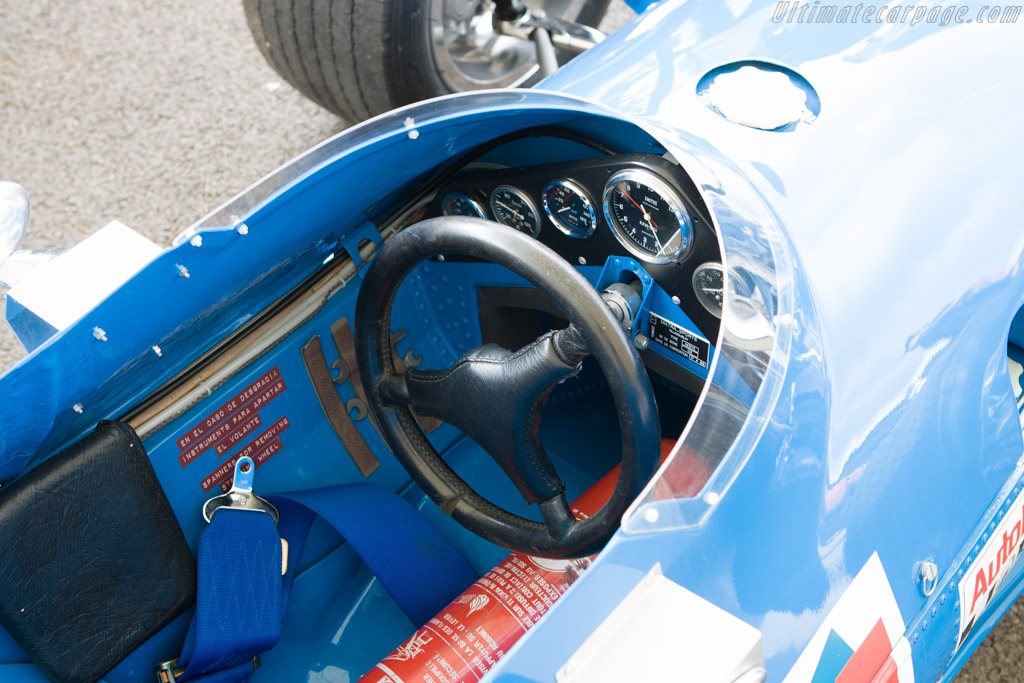 Matra MS10 Cosworth - Chassis: MS10/02   - 2008 Goodwood Festival of Speed
