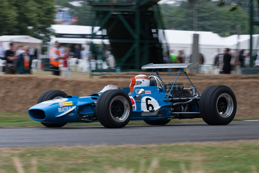 Matra MS10 Cosworth - Chassis: MS10/02   - 2009 Goodwood Festival of Speed