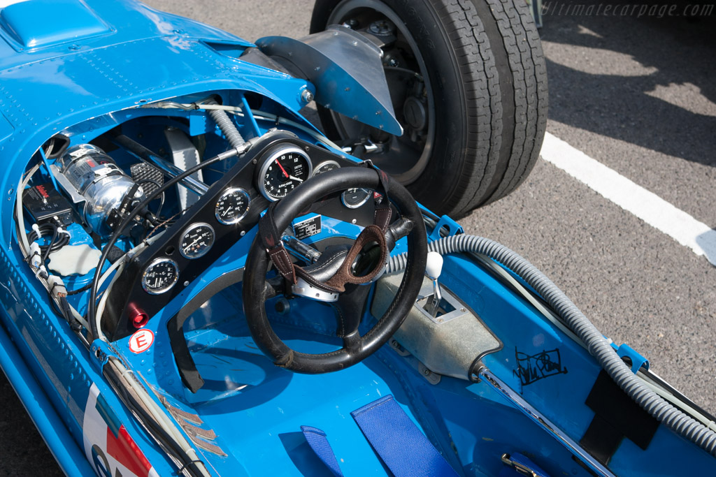 Matra MS10 Cosworth - Chassis: MS10/02   - 2014 Goodwood Revival