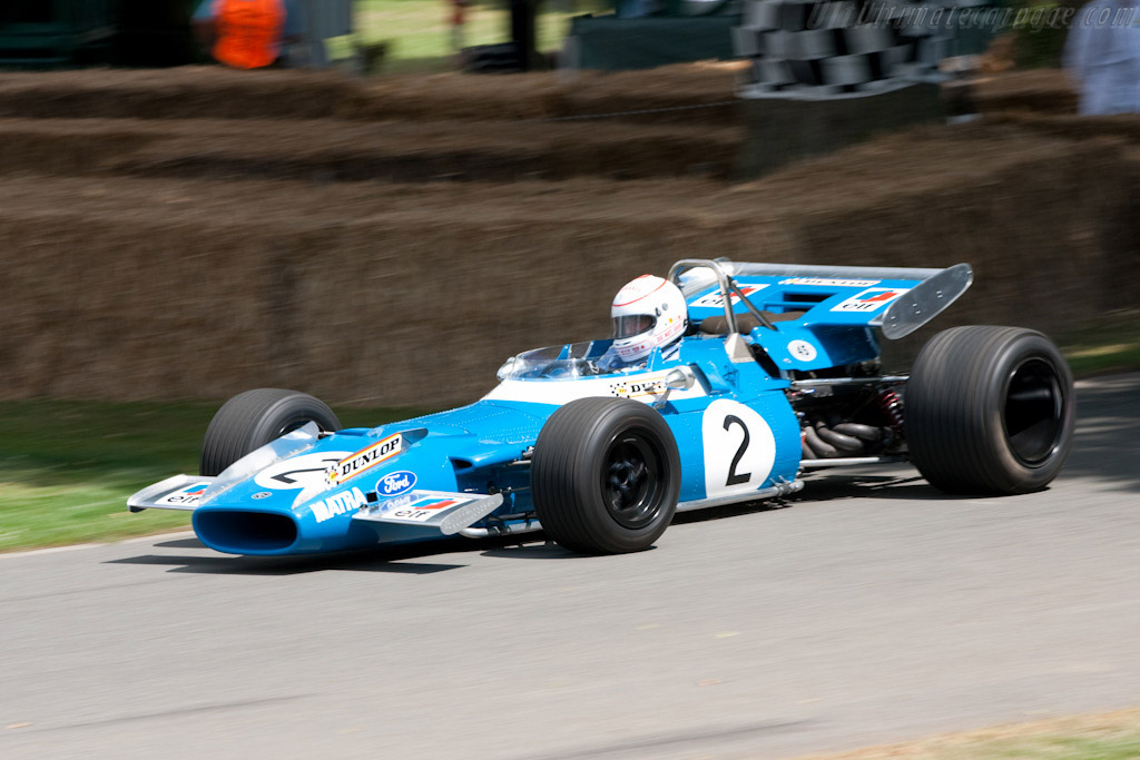 Matra MS80 Cosworth - Chassis: MS80/03  - 2009 Goodwood Festival of Speed