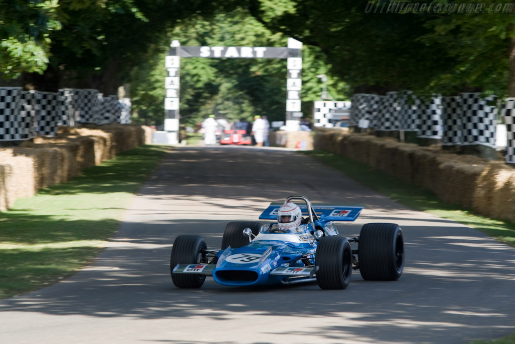 Matra MS80 Cosworth - Chassis: MS80/03  - 2008 Goodwood Festival of Speed
