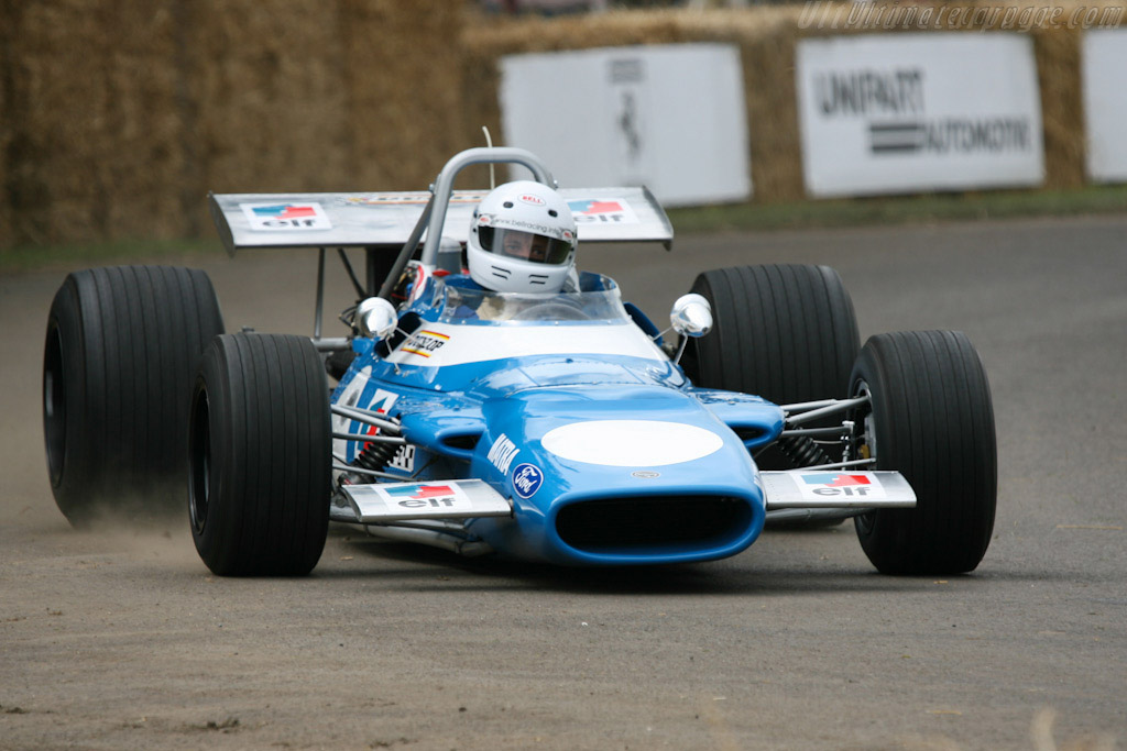 Matra MS80 Cosworth - Chassis: MS80/03   - 2007 Goodwood Festival of Speed