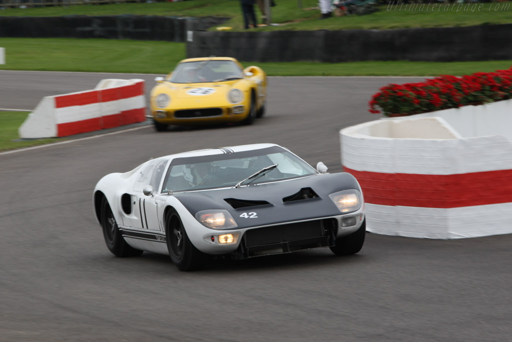 Ford GT Prototype - Chassis: GT/105   - 2007 Goodwood Revival