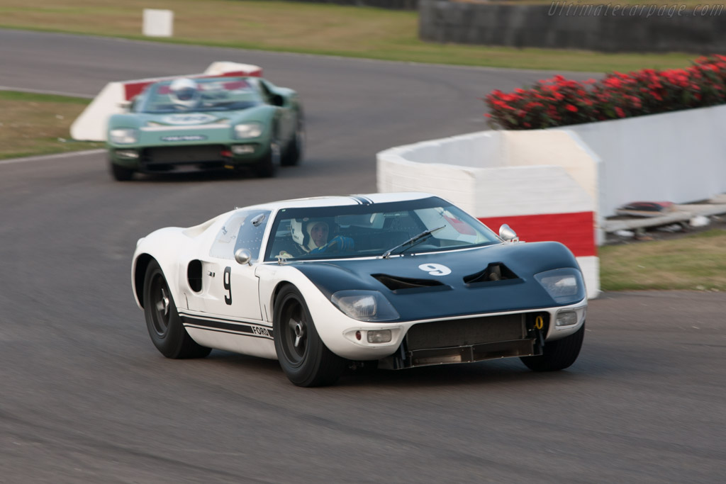 Ford GT Prototype - Chassis: GT/105   - 2009 Goodwood Revival