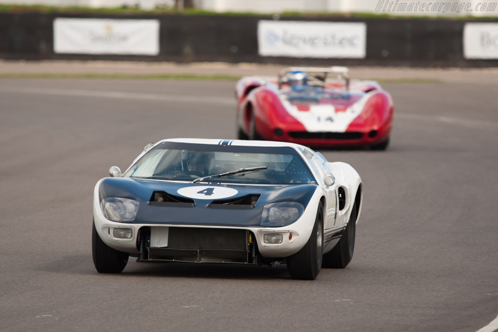 Ford GT Prototype - Chassis: GT/105   - 2010 Goodwood Revival