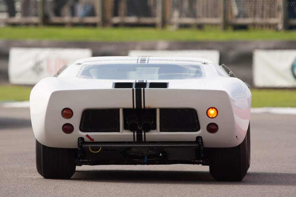 Ford GT Prototype - Chassis: GT/105   - 2011 Goodwood Revival