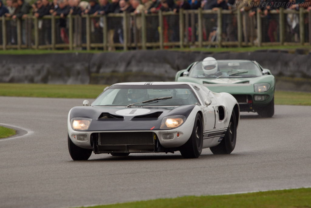 Ford GT Prototype - Chassis: GT/105   - 2013 Goodwood Revival