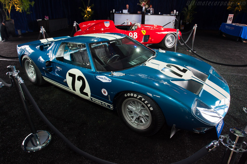 Ford GT Prototype - Chassis: GT/104   - 2012 Monterey Auctions