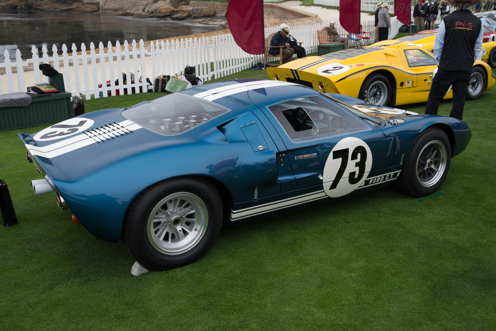 Ford GT Prototype - Chassis: GT/103 - 2016 Pebble Beach Concours d ...