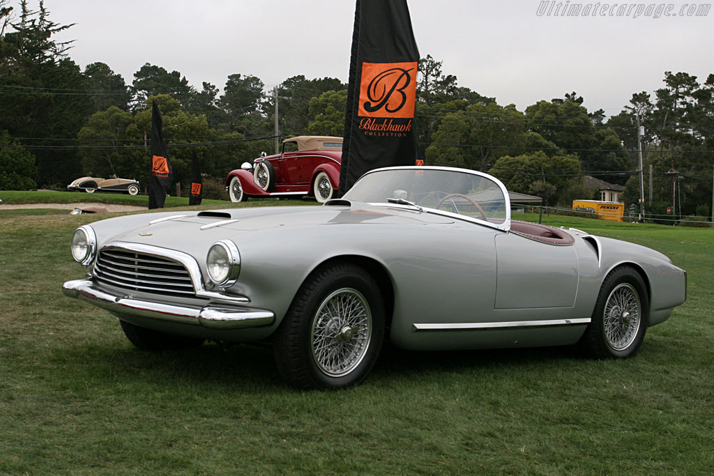 Click here to open the Aston Martin DB2/4 Mk II Touring Spyder gallery