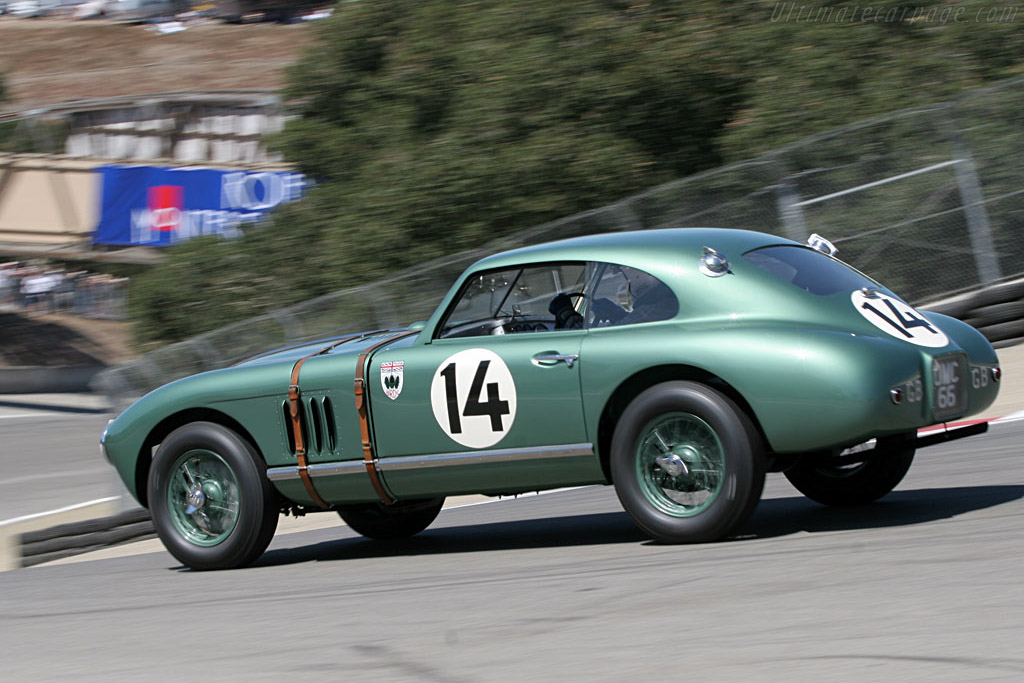 Aston Martin DB2 Prototype - Chassis: LML/49/3   - 2005 Monterey Historic Automobile Races