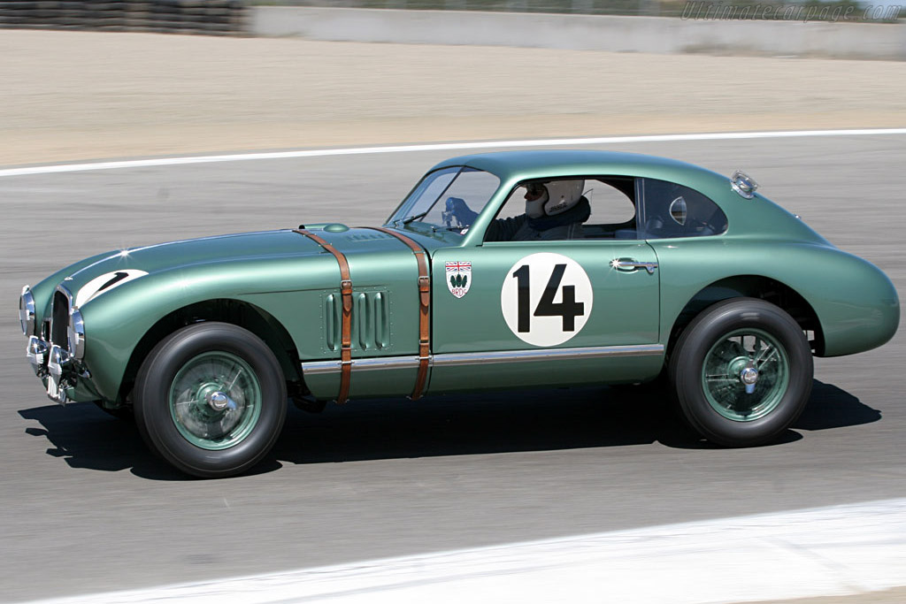Aston Martin DB2 Prototype - Chassis: LML/49/3   - 2005 Monterey Historic Automobile Races