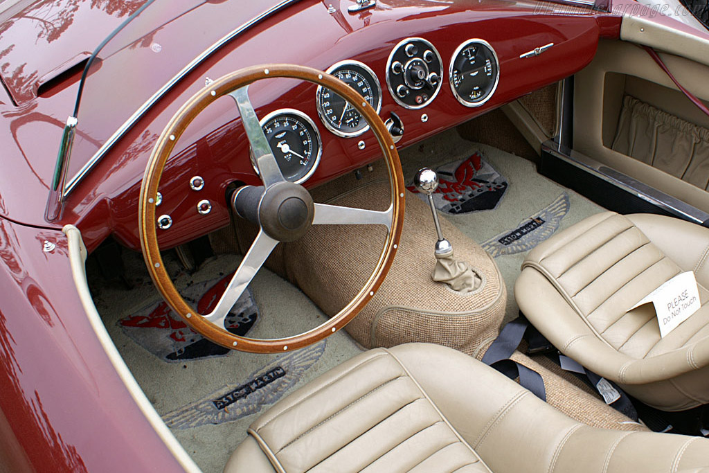 Aston Martin DB2/4 Bertone Spider - Chassis: LML/502   - 2007 Pebble Beach Concours d'Elegance