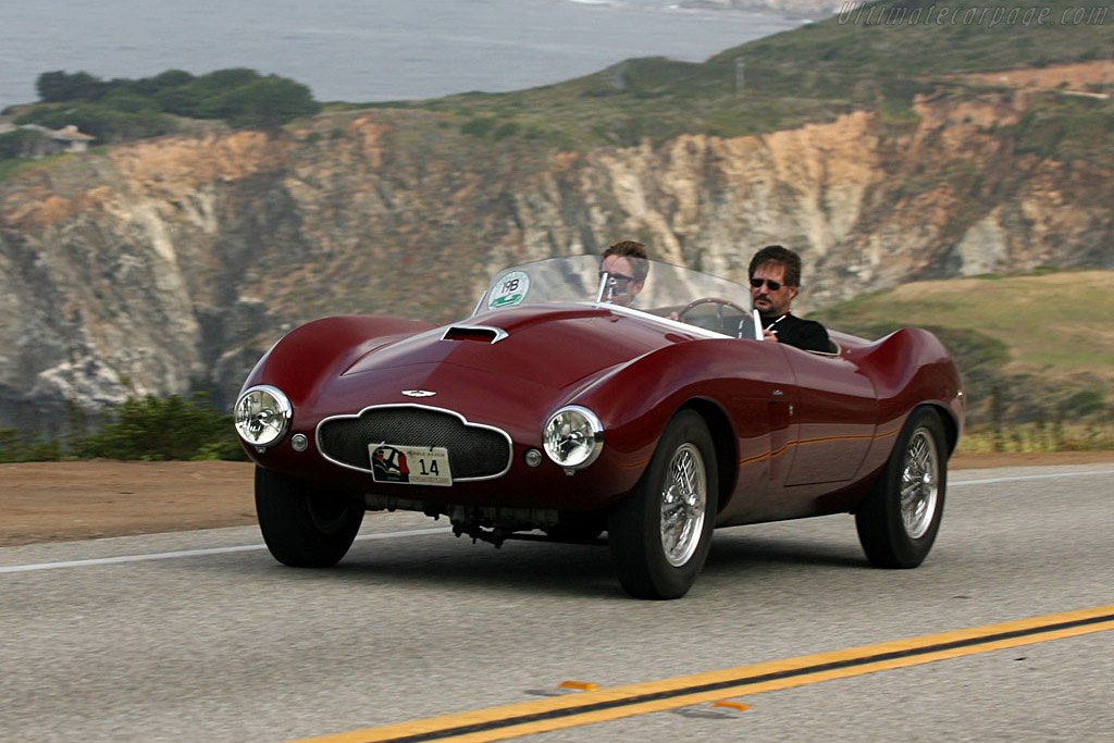 Click here to open the Aston Martin DB2/4 Bertone Spider gallery