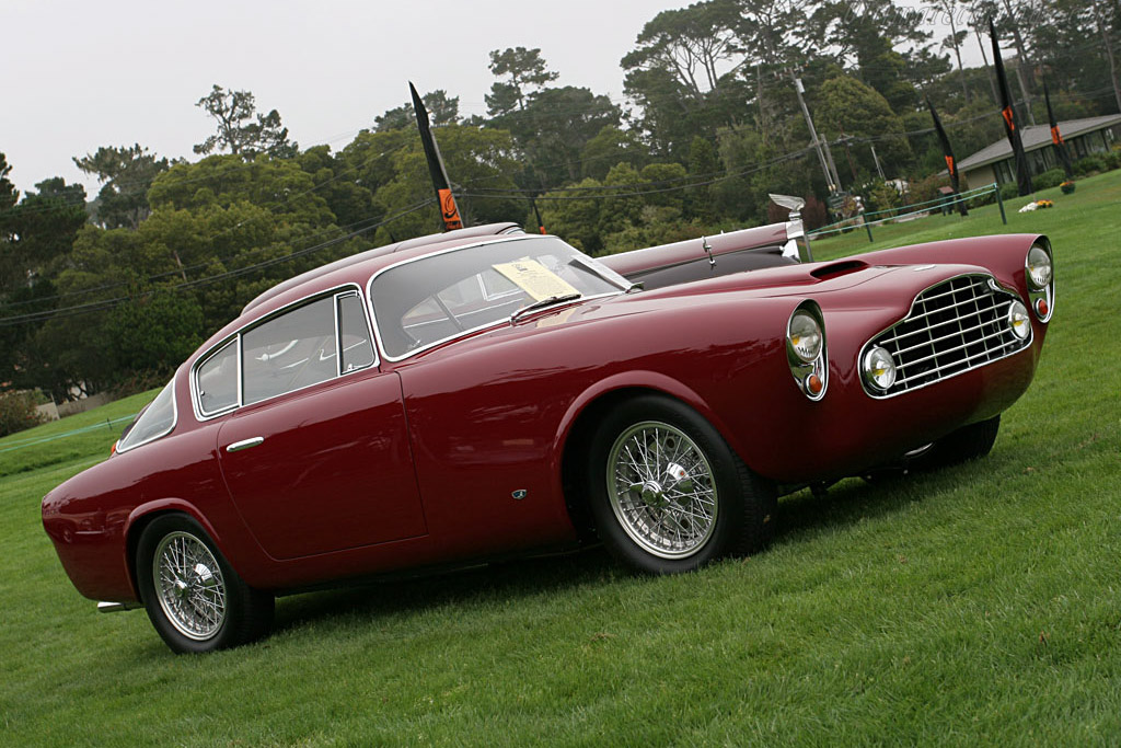 Aston Martin DB2/4 Allemano Coupe - Chassis: LML/761   - 2005 Monterey Peninsula Auctions and Sales