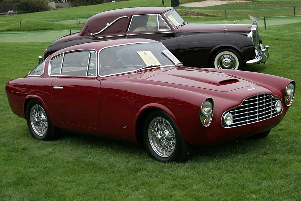 Click here to open the Aston Martin DB2/4 Allemano Coupe gallery