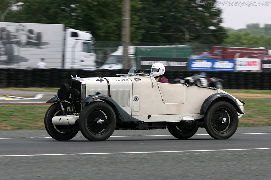 Talbot 90 Brooklands Tourer - Chassis: 29901   - 2006 Le Mans Classic