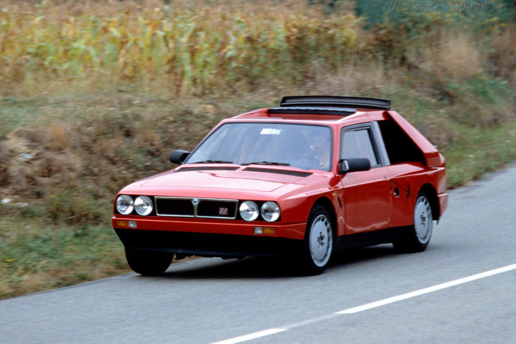 Abarth Lancia 037 1985 Details And Specifications