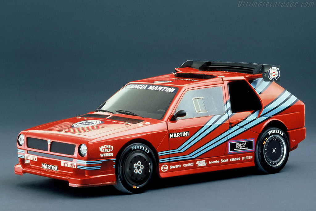 Click here to open the Lancia ECV Group S Prototype gallery