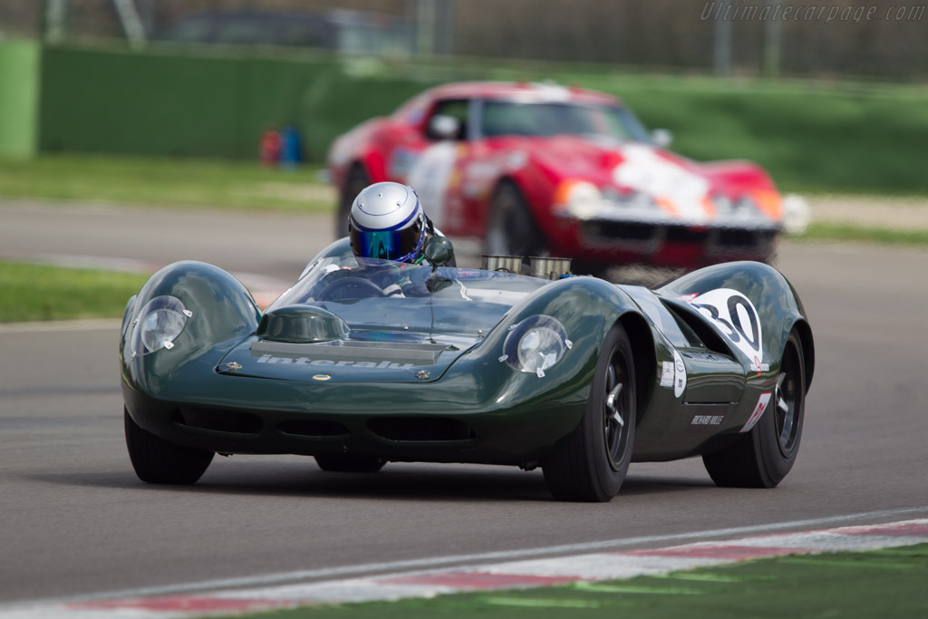 Lotus 30 S1 Ford - Chassis: 30/L/7   - 2013 Imola Classic