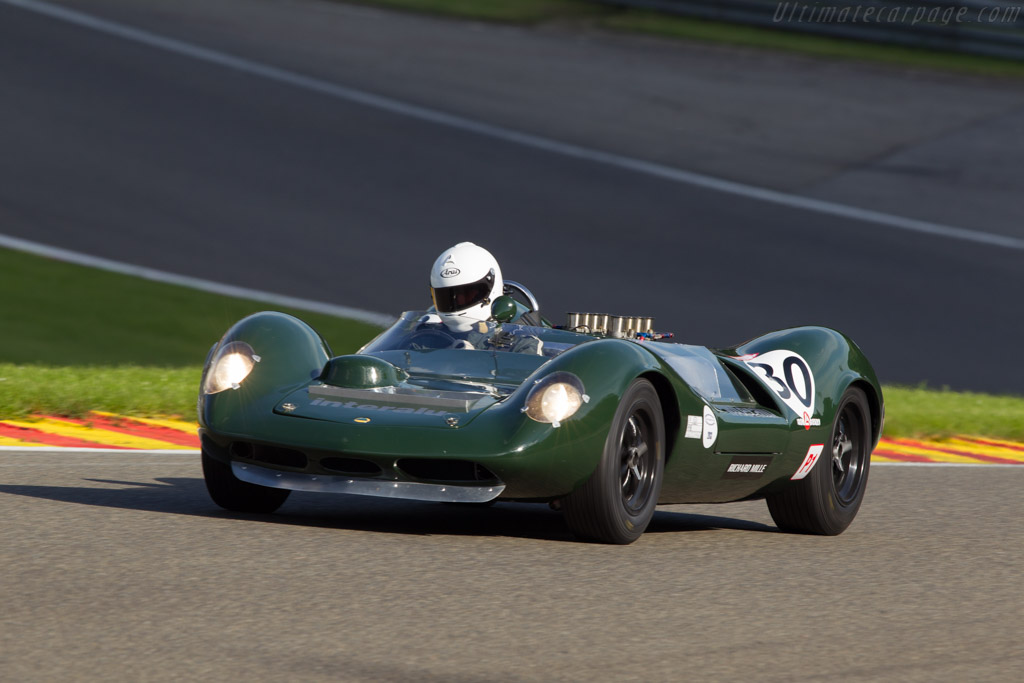 Lotus 30 S1 Ford - Chassis: 30/L/7   - 2013 Spa Classic