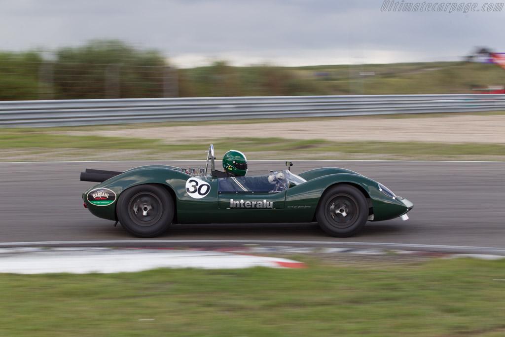 Lotus 30 S1 Ford - Chassis: 30/L/7   - 2014 Historic Grand Prix Zandvoort