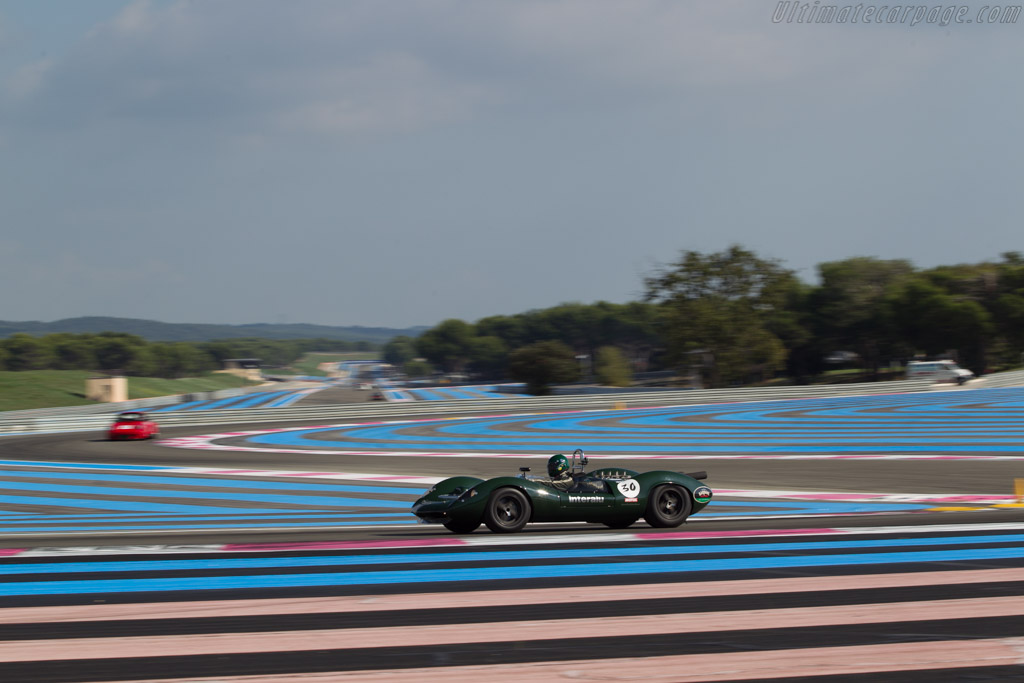 Lotus 30 S1 Ford - Chassis: 30/L/7   - 2014 Dix Mille Tours