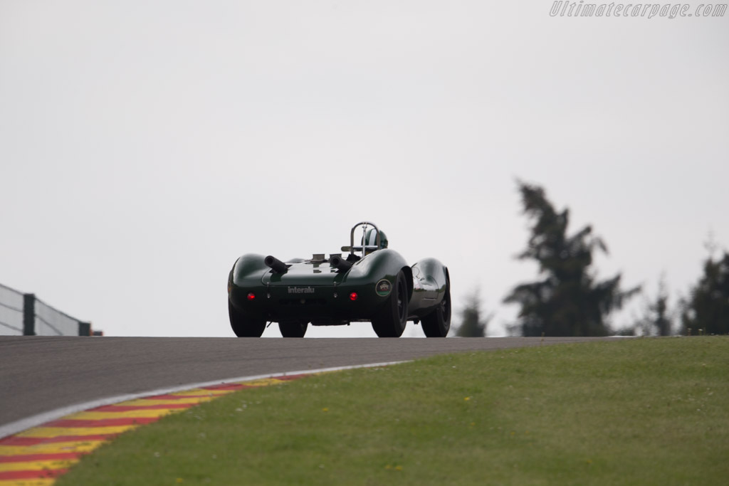 Lotus 30 S1 Ford - Chassis: 30/L/7   - 2015 Spa Classic