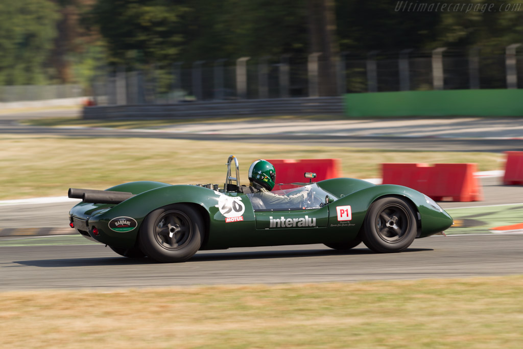 Lotus 30 S1 Ford - Chassis: 30/L/7   - 2015 Monza Historic