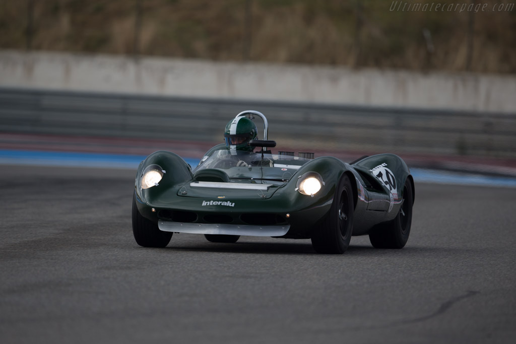 Lotus 30 S1 Ford - Chassis: 30/L/7   - 2015 Dix Mille Tours