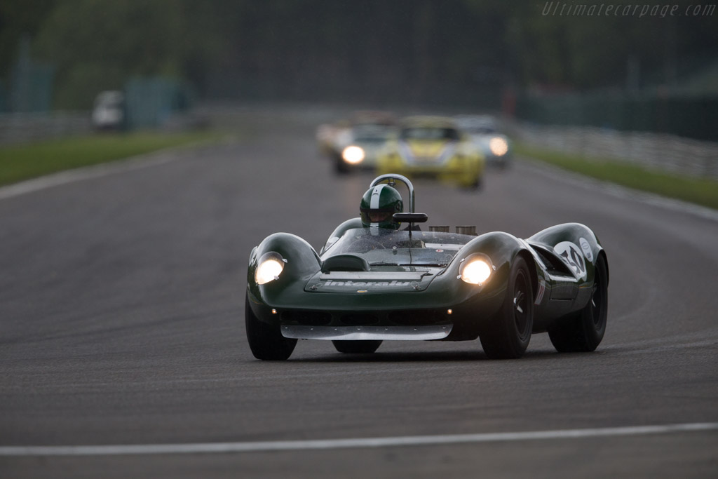 Lotus 30 S1 Ford - Chassis: 30/L/7   - 2016 Spa Classic