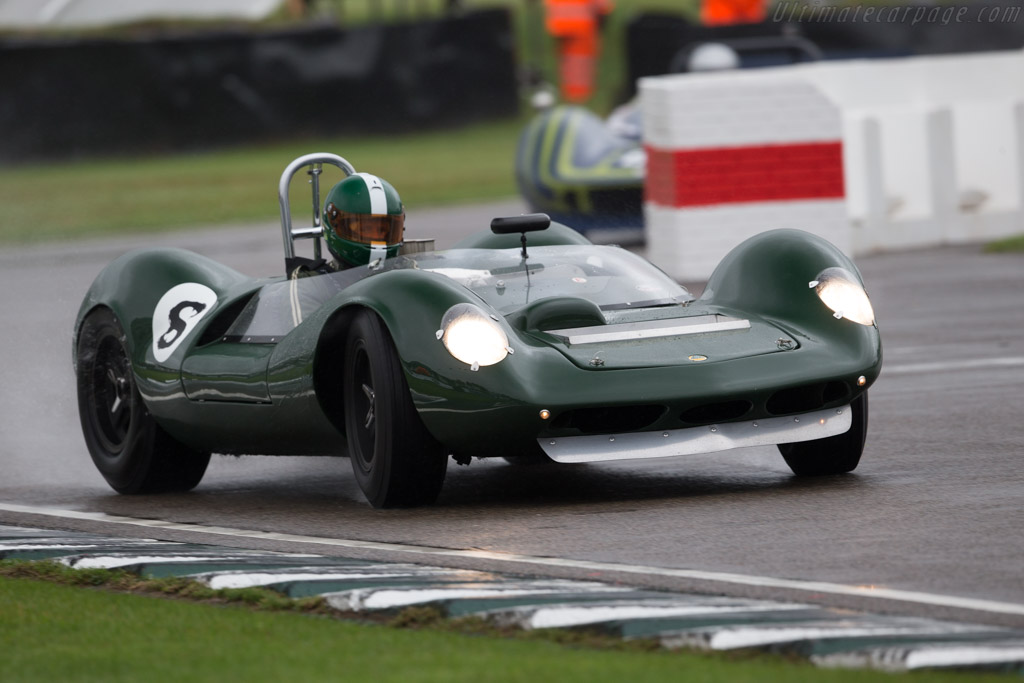 Lotus 30 S1 Ford - Chassis: 30/L/7   - 2016 Goodwood Revival