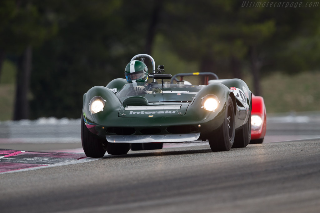 Lotus 30 S1 Ford - Chassis: 30/L/7   - 2016 Dix Mille Tours
