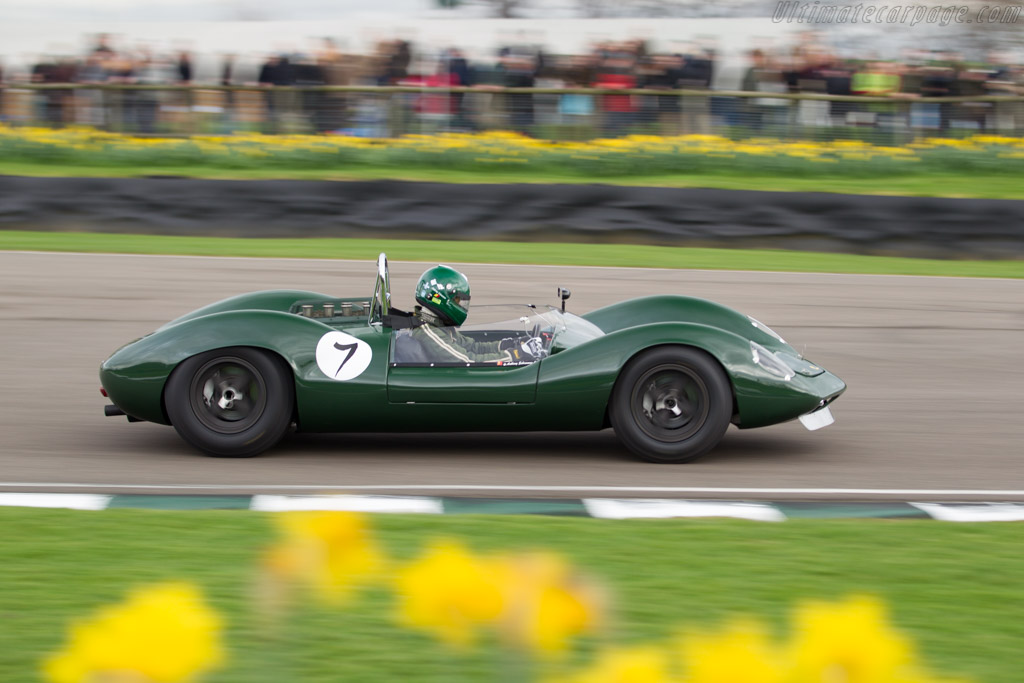 Lotus 30 S1 Ford - Chassis: 30/L/7   - 2017 Goodwood Members' Meeting