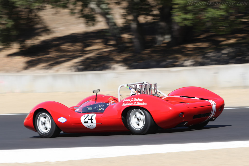Lotus 30 S1 Ford - Chassis: 30/L/8   - 2007 Monterey Historic Automobile Races