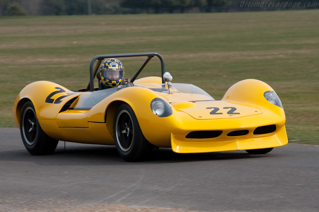 Lotus 30 S2 Ford - Chassis: 30/S2/9   - 2010 Goodwood Preview