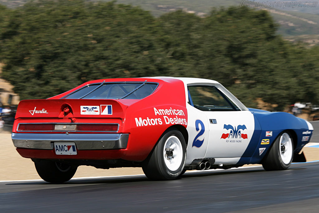 AMC Javelin T/A - Chassis: RP70-1   - 2006 Monterey Historic Automobile Races