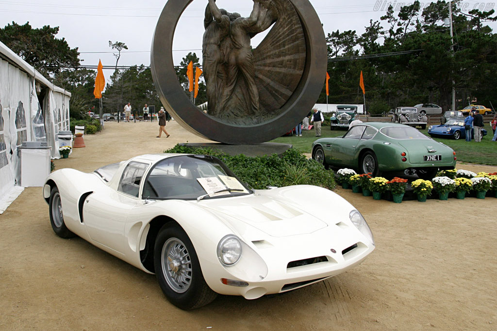 Bizzarrini P538 Duca d'Aosta Coupe - Chassis: 262 914   - 2005 Monterey Peninsula Auctions and Sales