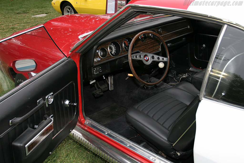 AMC Javelin SST 'Trans-Am' - Chassis: A0M797X 126209   - 2005 Monterey Peninsula Auctions and Sales