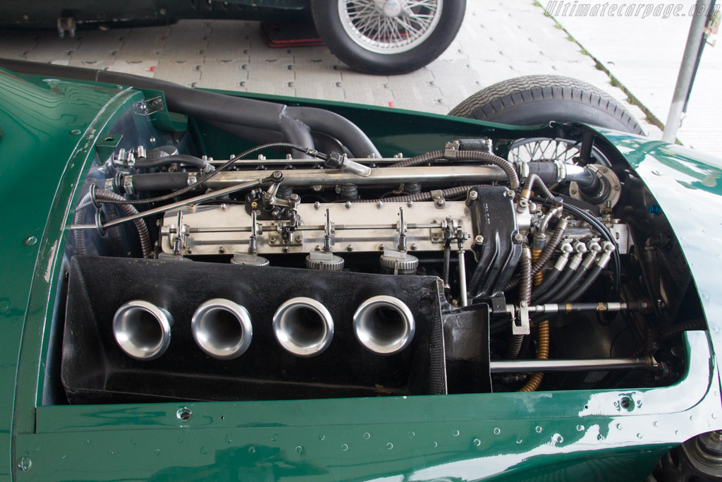 Vanwall VW Grand Prix - Chassis: VW11   - 2017 Goodwood Festival of Speed