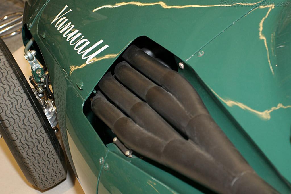 Vanwall VW Grand Prix - Chassis: VW7   - 2006 Retromobile